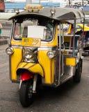 Tuku Tuk taxi Tajlandia Fotografia Royalty Free