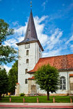 Tukums Holy Trinity Lutheran Church, Latvia Royalty Free Stock Photography