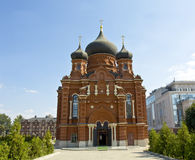 Tula, Assumption cathedral Stock Photos