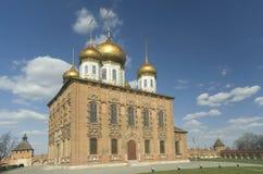 Tula het Kremlin, Rusland stock afbeeldingen