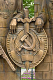 Tula Kremlin Stockfotografie