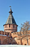 Tula Kremlin, Russia Royalty Free Stock Image