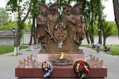 Tula Kremlin Stock Images