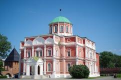 Tula Kremlin - Museum von Armen Lizenzfreies Stockbild