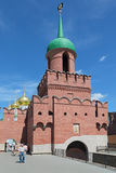 Tula Kremlin Royalty Free Stock Photography