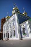 Tula Kremlin - Uspensky Cathedral Royalty Free Stock Photo