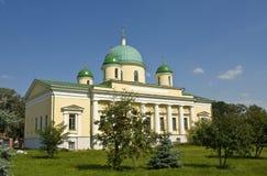 Tula, Transfiguration cathedral Stock Image