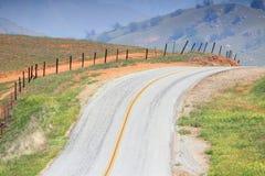 Tulare County Kalifornien Royaltyfria Bilder