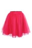 Tule menchii princess spódnica zdjęcie royalty free