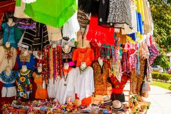 Achitecture of Oaxaca Royalty Free Stock Photos
