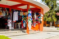 Achitecture of Oaxaca Stock Images