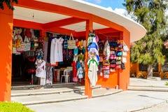 Achitecture of Oaxaca Stock Photos