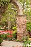 Tulip Gardens Lizenzfreies Stockbild