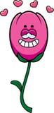 Tulip in Love Royalty Free Stock Photo