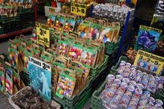 Tulip Market Amsterdam Photo libre de droits