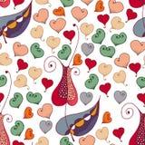 Tulip Pattern Fotografía de archivo libre de regalías