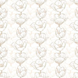 Tulip Pattern Immagine Stock