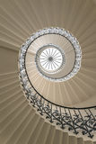 Tulip staircase Royalty Free Stock Image