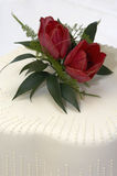 tulipany ciasto zdjęcia stock