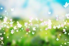 Tulipany odpowiadają dla wiosny tła i lata tła, miękka część zdjęcie royalty free