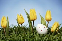Arranjo de Easter Fotos de Stock Royalty Free