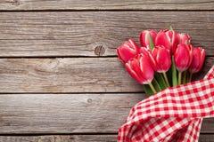 Tulipe rouge #01 Photo libre de droits