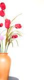 Tulipes artificielles Image libre de droits