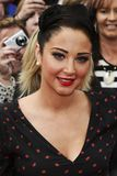Tulisa Contostavlos Royalty Free Stock Photo