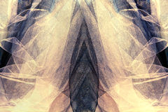 Tulle background Royalty Free Stock Photo
