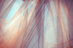 Tulle background Stock Photography