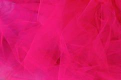 Tulle rosada fotos de archivo