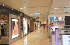 Tullfria Everrich shoppar Taipei Taiwan Fotografering för Bildbyråer