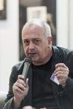Tullio Avoledo włoszczyzny powieściopisarz obrazy stock