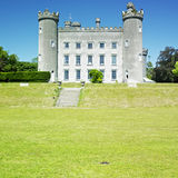 Tullynally Castle. In County Westmeath, Ireland Royalty Free Stock Photo
