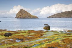 Tulm Bay; Isle of Skye Stock Photography