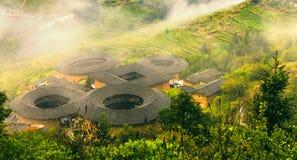 Tulou de Fujian Fotografia de Stock Royalty Free