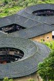 Tulou de Fujian Foto de Stock Royalty Free