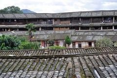 Tulou del daoyunlou de Guangdong del chino Fotos de archivo libres de regalías
