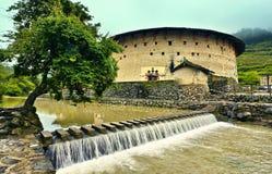Tulou del Fujian Immagine Stock
