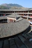 Tulou del Fujian Fotografie Stock Libere da Diritti