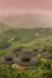 Tulou, Fujian Stock Photo