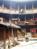 Tulou Life stock photography