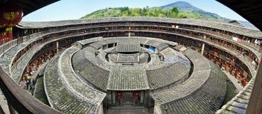 Tulou van Fujian Stock Afbeelding