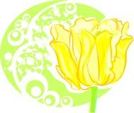 Tulp Stock Illustratie
