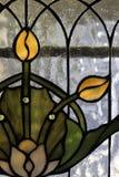 Tulpe-Glas Stockfotografie