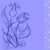 Tulpen. Royalty-vrije Stock Afbeeldingen