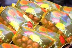 Tulpen für Verkauf in Amsterd Lizenzfreies Stockbild