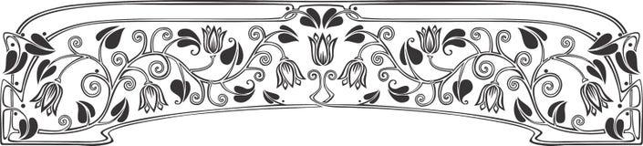 Tulpenplatte 2 Vektor Abbildung