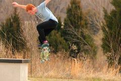 Skater Boys stock image