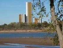 TULSA, OKLAHOMA, AM 23. NOVEMBER 2005: Mund-Roberts University Lizenzfreies Stockfoto
